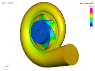 Centrifugal Pump Simulation