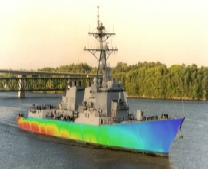 Navy Ship - Demonstration Stress Analysis